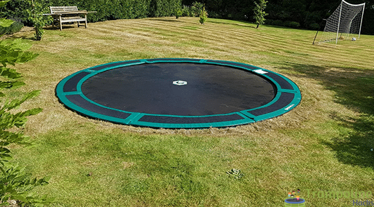 In Ground Trampoline Cost How To, In Ground Trampoline Cost